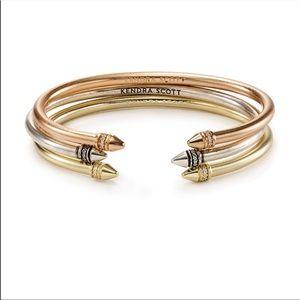 Kendra Scott Madolyn Bracelets- set of 3